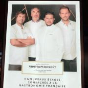 Tout savoir sur «Le Printemps du Goût» qui ouvre ce mercredi 10 janvier à Paris – Retrouvez François-Régis Gaudry qui explique la gastronomie