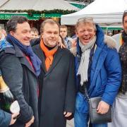 Hier se tenait à Paris l'opération – Les Galettes du Coeur – La Galette des Chefs –