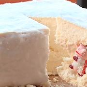 Pour l'Épiphanie un fromager met en vente un pavé de fromage contenant 1 fève