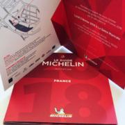 La présentation du guide Michelin France 2018 aura lieu le 5 février 2018 à La Seine Musicale