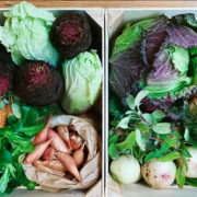 Dorénavant vous pourrez recevoir les légumes du potager du chef Alain Passard à Domicile