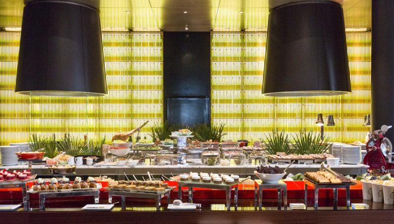 Voulez vous bruncher avec nous suite food sens for Restaurant la cuisine royal monceau