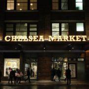 Google s'intéresse de plus en plus à la food, il rachète le marché de Chelsea à New York