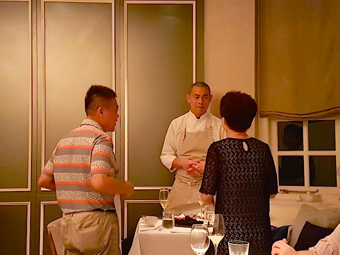 Andr chiang rencontre quelques heures de la fermeture for Apprendre cuisine asiatique