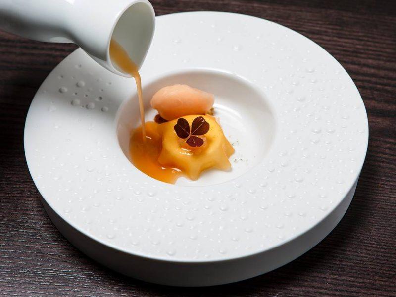 Alan Geaam - l\'étoile Michelin la plus heureuse - Food & Sens