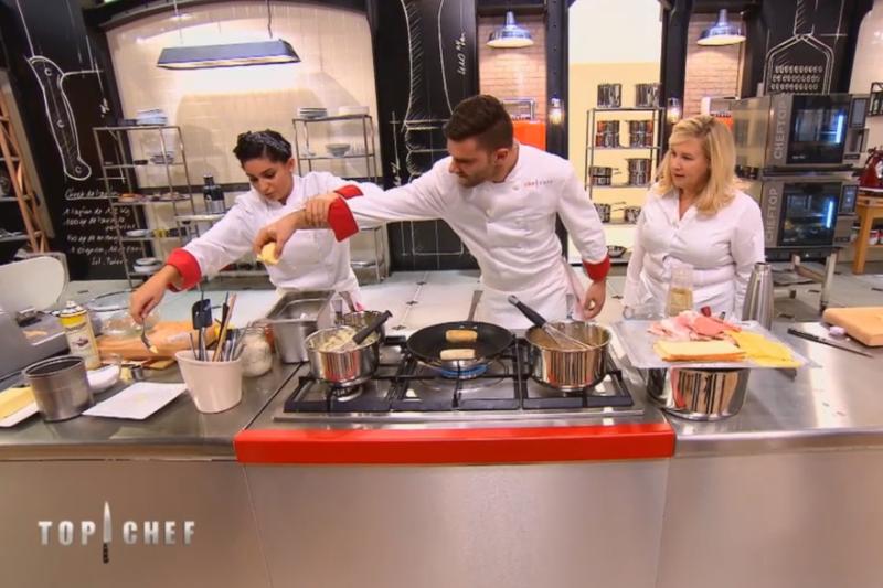 Le Machisme En Cuisine Quand Un Candidat De Top Chef Montre Le
