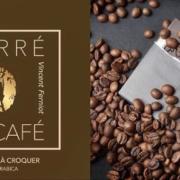 Vincent Ferniot crée » Carré de Café » un café en tablette, 100% café sans cacao