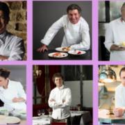 6 chefs grands français cuisineront en 2018 pour les passagers d'Air France