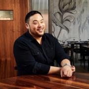 David Chang envoyé spécial de NBC's aux Jeux Olympiques d'hiver à bien l'intention de faire aimer la cuisine Coréenne aux américains