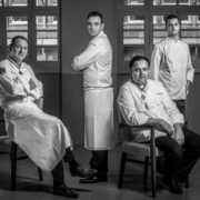 La Team Bocuse d'Or France se dévoile petit à petit