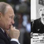 Le grand-père paternel de Vladimir Poutine était le cuisinier de Staline puis de Lénine