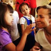 Amandine Chaignot – son engagement au Myanmar pour Vision du Monde