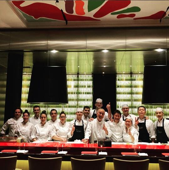 Nobu paris la grande tendance de la cuisine nikkei - La cuisine peruvienne ...