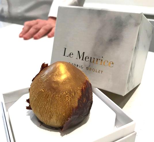 de l\u0027hôtel Meurice à Paris \u2013 Dorchester Collection \u2013 Cédric Grolet  célèbre pour ses fruits en trompe l\u0027oeil ouvre sa boutique à Paris mardi  prochain.
