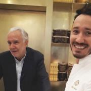 La pâtisserie Grolet est ouverte – «Vous en rêviez ?» demande le chef Alain Ducasse