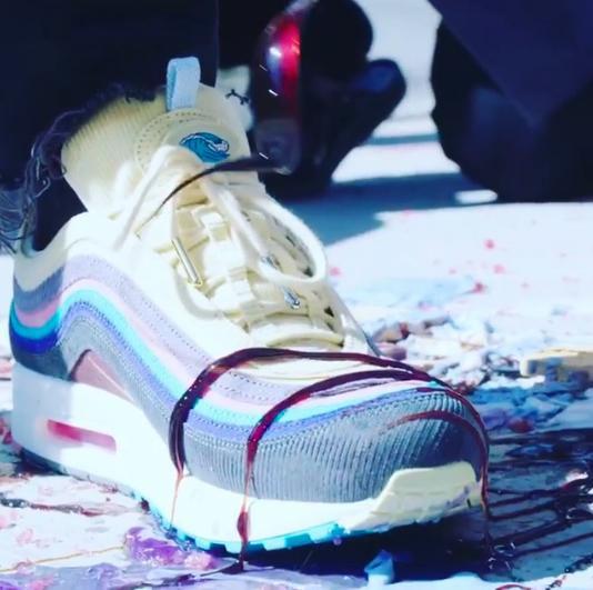 Nike Culinaire Chicago Grant Sens Street Art À Achatz Pour Foodamp; TF1lKJc
