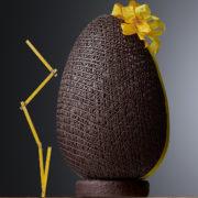Pâques le 1er avril ! Non, ce n'est pas un poisson d'avril. Dans notre premier panier, les oeufs de Pierre Hermé, Christophe Michalak et Jean-Paul Hévin