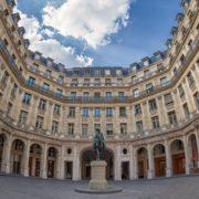 La Place Edouard VII Paris se mobilise pour Les Restos du coeur