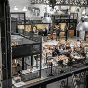 Lyon – Création d'un incubateur gastronomique – Il permet à de jeunes chefs  d'essayer leur concept de cuisine avant de s'installer à leur compte