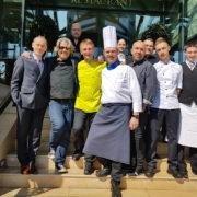 La Maison Hubert lance ses «Carpe Diem», des événements gastronomiques de luxe – La Première édition se tenait mi-mars à Genève