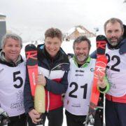 Challenge des chefs étoilés – une flopée de chefs sur les pistes de Ski et à la Folie Douce