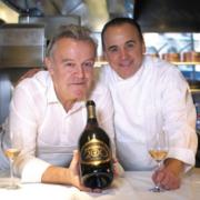 Alain Passard et Jean Georges Vongerichten côte à côte à NYC pour les 200 ans de Billecart-Salmon
