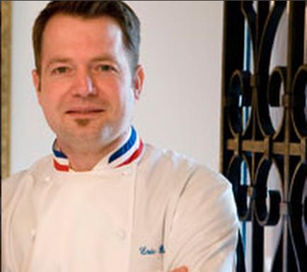 Le chef ric pras ouvre la maison lameloise shanghai for Atelier de cuisine gastronomique