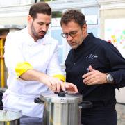 Top Chef saison 9: le vrai visage de Vincent Crépel – F&S l'a rencontré dans son restaurant parisien