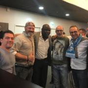 À Marseille, en cuisine comme au stade on soutient l'OM