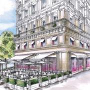 Fauchon L'hôtel Paris – Ouverture le 1er septembre 2018
