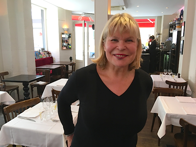Ghislaine arabian f s a test sa table parisienne les petites sorci res food sens - Petit pot ghislaine arabian ...