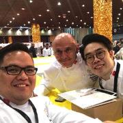 Bocuse d'or Asia-Pacific 2018 – Les équipes se mettent en place – Le Chef Richard Toix Président pour l'équipe du Vietnam