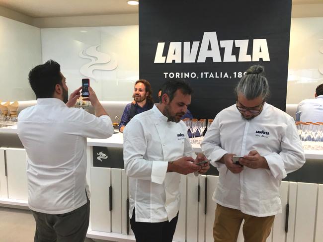 lavazza roland garros 2018