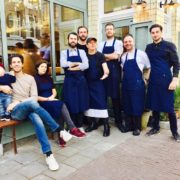 Un moment délicieux à Amsterdam – Café Caron – récit intimiste avec le chef de famille Alain Caron …