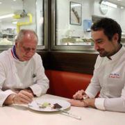 Les pâtissiers des Palaces Parisiens – 1/ – Julien Alvares au Bristol