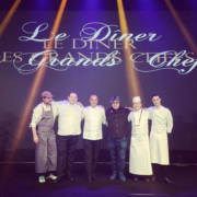 Dîner des Grands Chefs à Guangzhou – GL Event's / Bocuse d'Or Asia-Pacific