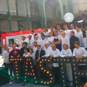 Ce soir grande ouverture du Taste Off Paris 2018 – F&S a pu assister aux mises en place