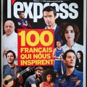 L'Express – Ces Français qui nous inspirent – Ils sont 100 parmi beaucoup d'autres à monter la voie à suivre