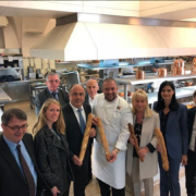 La baguette française dans les cuisines de l'Élysée, et en route vers le classement au patrimoine mondial de l'Unesco