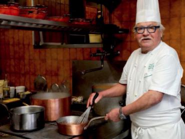 chef Bernard Constantin