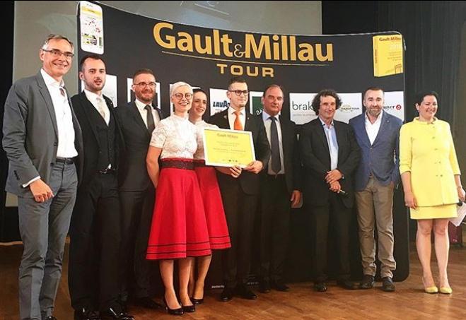 Gault & Millau meilleur service