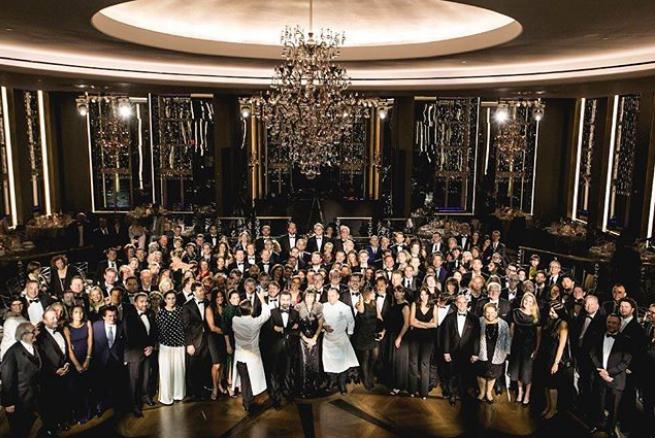 Les grandes tables du monde - Marrakech Congrès 2018 - Plumes d\'Or