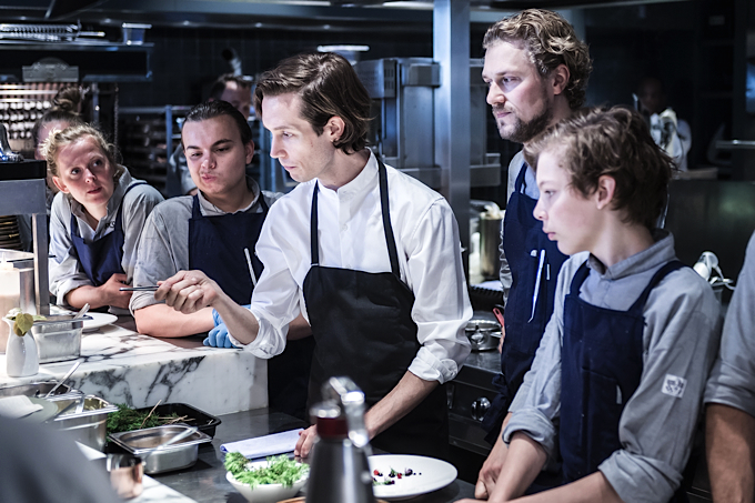 Rijks Restaurant amsterdam