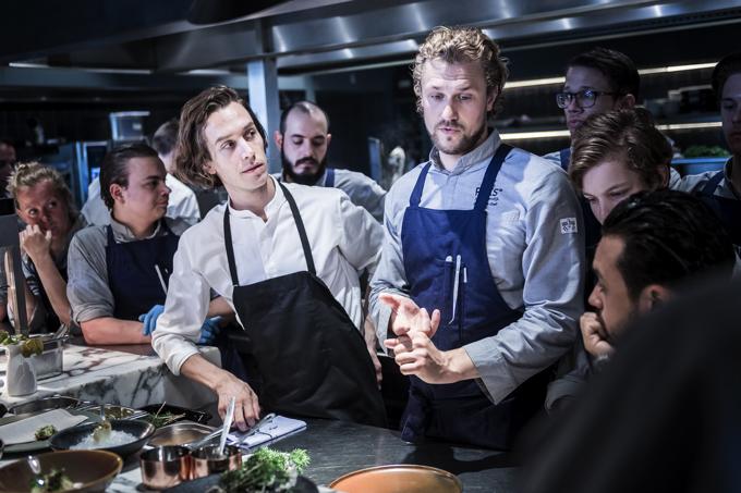 restaurant gastronomique Rijks®
