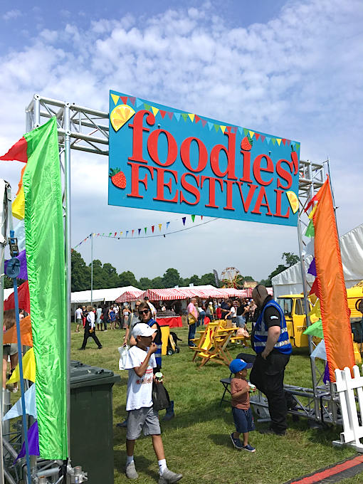 foodies festival londres 2018
