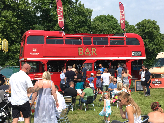 foodies festival londres