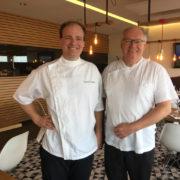 Face à la mer du Nord, le restaurant La Liégeoise joue une fine partition maritime – une belle histoire de famille jusqu'à l'étoile