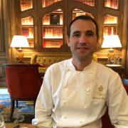 Rencontre avec François Perret, chef pâtissier du Ritz : «plus il y aura d'égéries médiatiques dans notre profession, mieux ce sera.»
