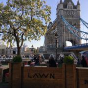 Londres au soleil, le rêve! On fait le point pour vous sur les meilleurs spots où prendre un verre dehors