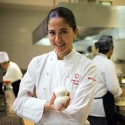 Interview – Rosanna Marziale, la reine de la Mozzarella de Bufflonne – 1 étoile Michelin à Caserta